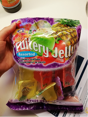 Fruitery Jelly.